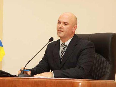 Городской голова Ялты Сергей Илаш