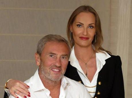 Леонид Черновецкий с женой Еленой