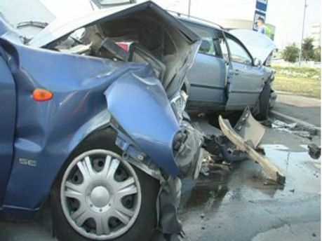 У столиці зіткнулися Daewoo та Volkswagen: є постраждалі