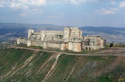 Замок Крак де Шевальє