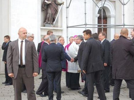 Коморовський у Луцьку