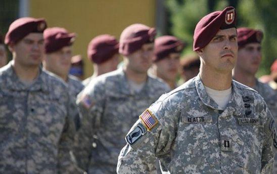 Военные, участвующие в обучении