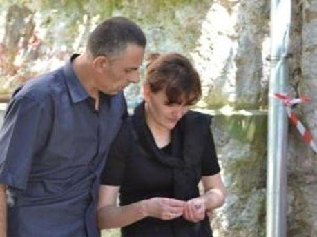 Батьки Діани Сідельник