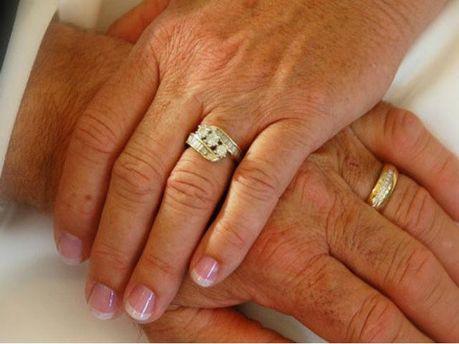 Одруження