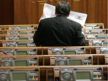 Україна прагне нових політиків