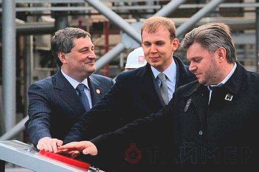 Сергій Курченко на Одеському НПЗ