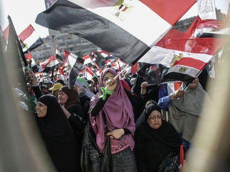 События в Египте