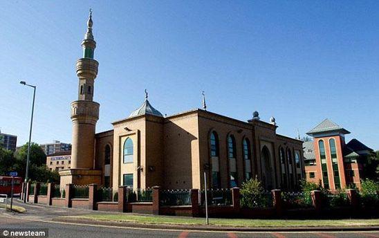Мечеть у Вулвергемптоні