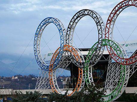 Олімпійські кола у Сочі