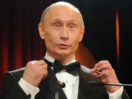 Британское издание приравняло Путина к врагам Джеймса Бонда