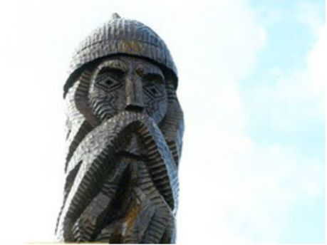 Памятник Перуну
