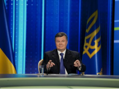 Янукович поздравил нового короля бельгийцев Филиппа