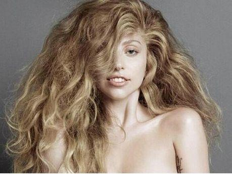 Леді Ґаґа знялася у відвертій фотосесії