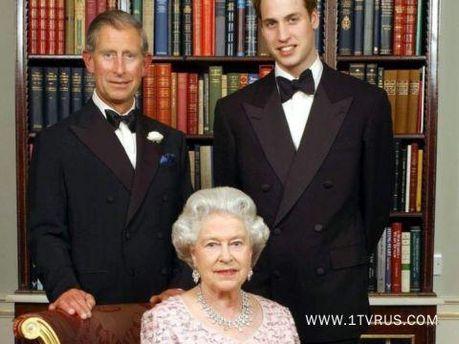 Действующая и 2 будущих правителей Британии
