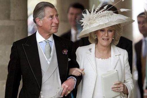 Принц Чарльз и его вторая жена, Камилла