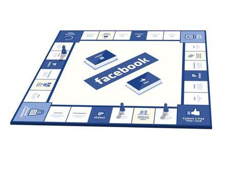 Игра про Facebook