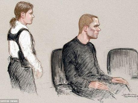 Лапшин у суді
