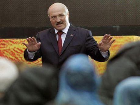 Олександр Лукашенко