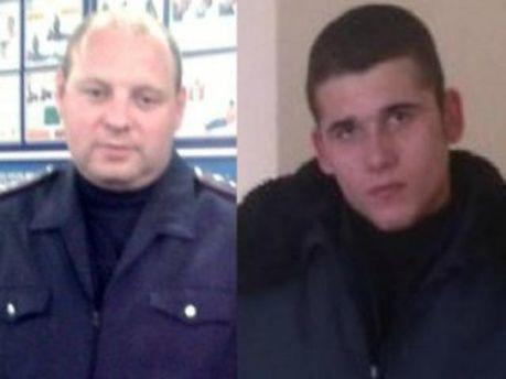 Евгений Дрыжак и Дмитрий Полищук