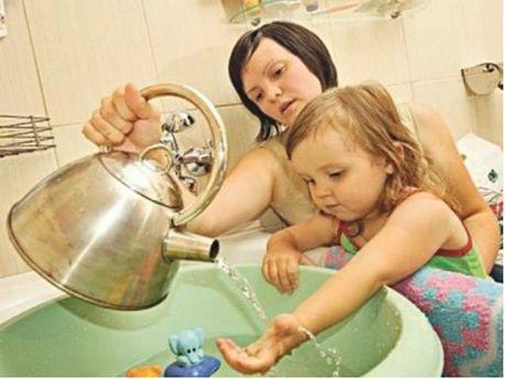 Жителям столицы вернули горячую воду на время празднования Крещения Руси