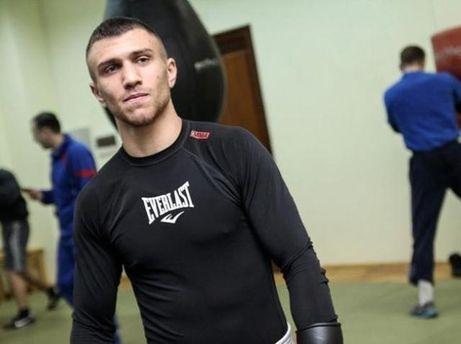 Василий Ломаченко