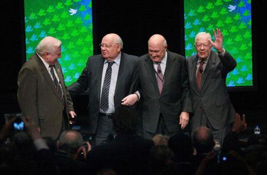 Предыдущий саммит лауреатов Нобелевской премии мира