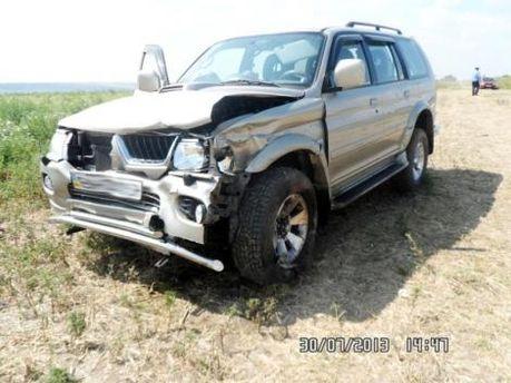 Авария на трассе Киев-Одесса