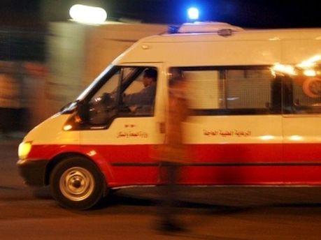 Швидка допомога у Єгипті
