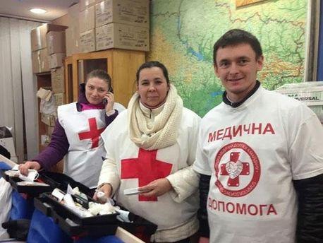 Медики Евромайдана