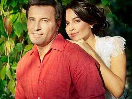 Валерій Коновалюк з дружиною