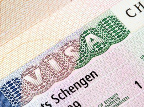 Шенгенська віза