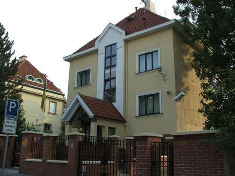 Посольство Украины в Чехии