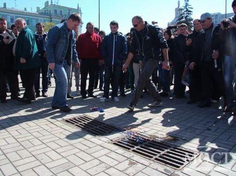 Сепаратисти в Дніпропетровську