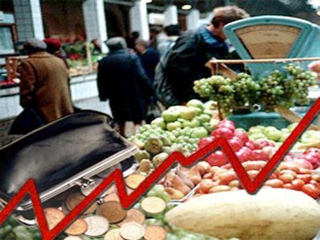 Инфляция в Украине в марте составила 2,2%, - Госстат