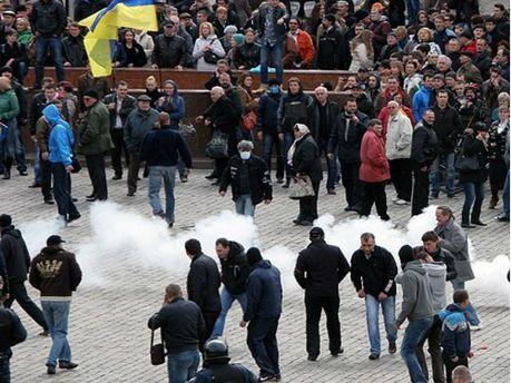 События в Харькове