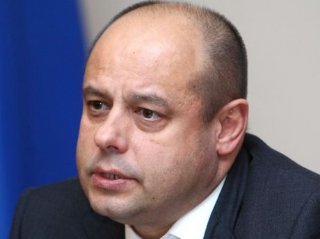 Министр энергетики Юрий Продан