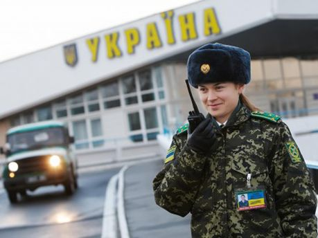 Український кордон