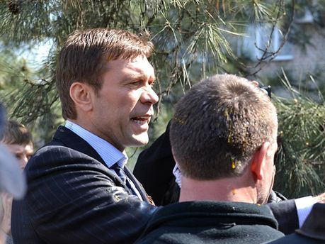 Избиение Олега Царева