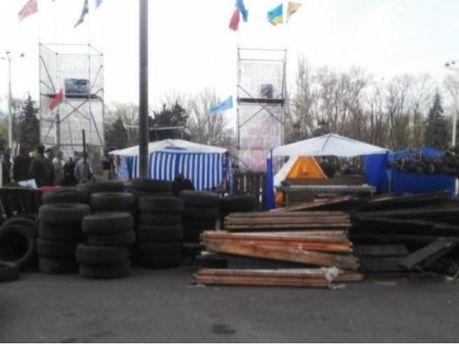 Барикади в Одесі