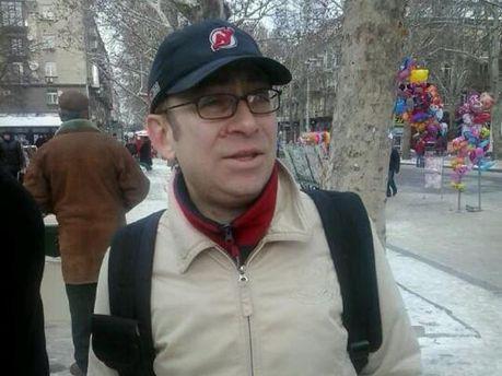 Юрий Любаров