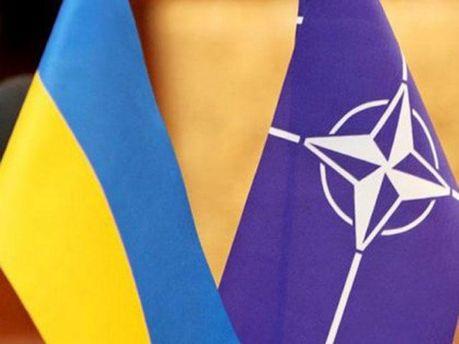 Пропори України і НАТО