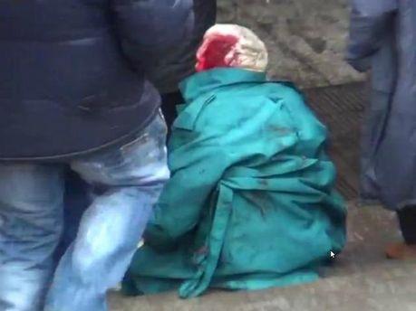 Активістів били в метро