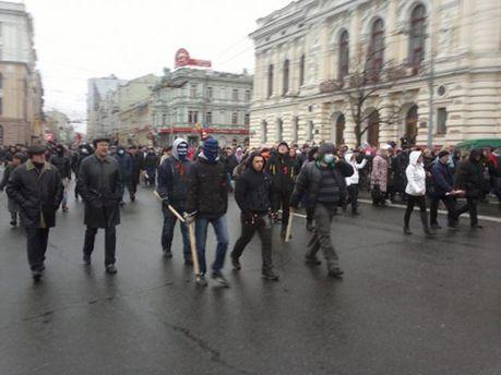 Харьковские сепаратисты