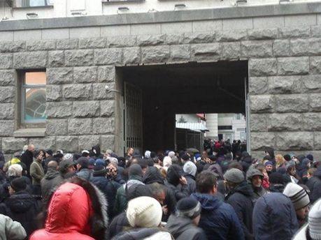 Штурм в Харькове
