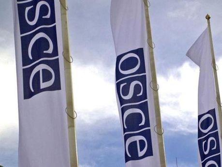 Флаг ОБСЕ