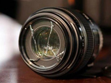 Розбита камера