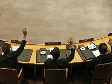 Засідання РБ ООН