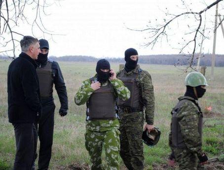 Військові в Краматорську