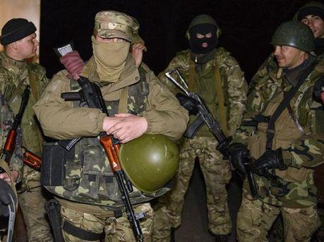 Диверсанти в Донецьку