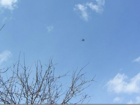 Побачили винищувачі українських ВПС